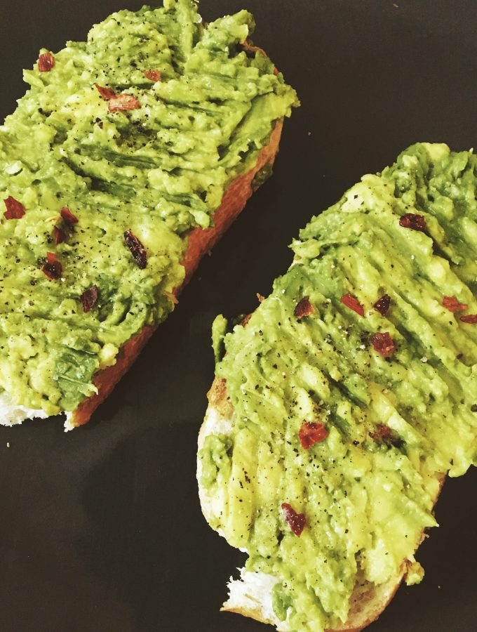 Avocado Toast by The Urben Life Blog