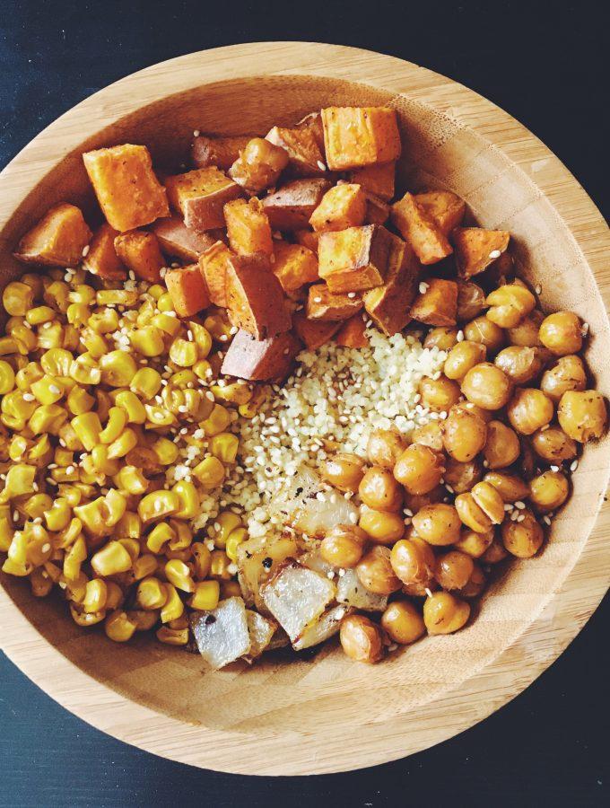 Vegan Buddah Bowl by The Urben Life Blog