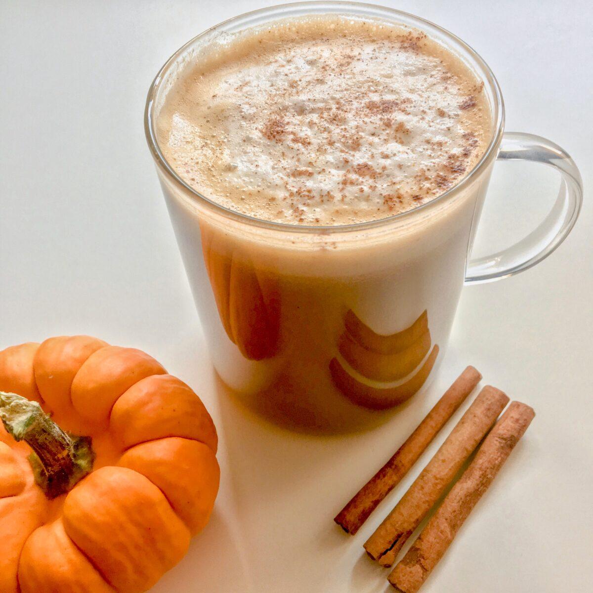The Urben Life Pumpkin Spice Latte