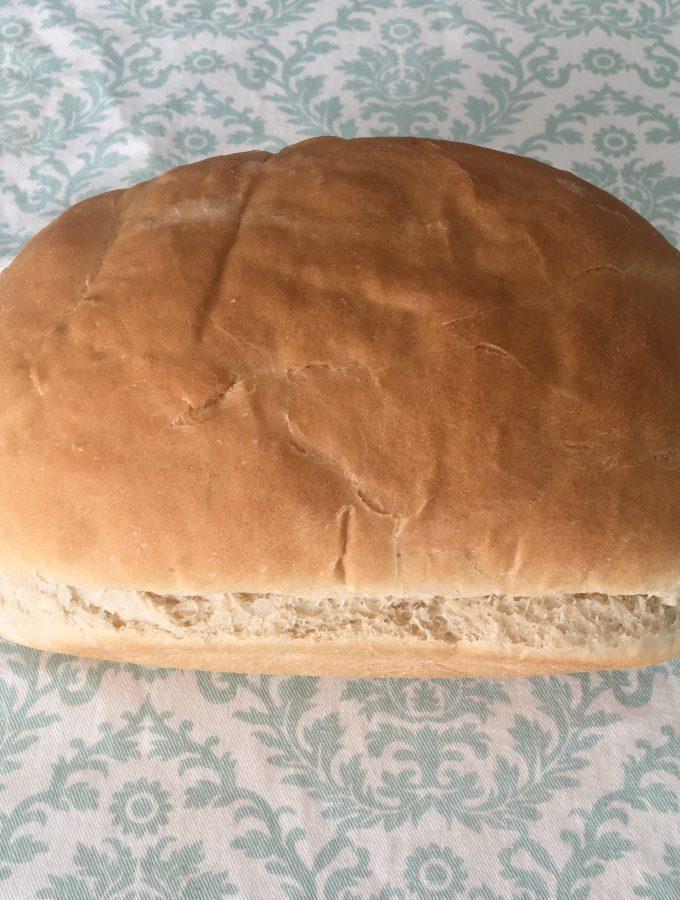 Homemade Bread Recipe The Urben Life
