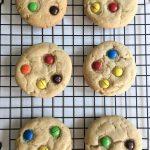 Vegan MM Cookies