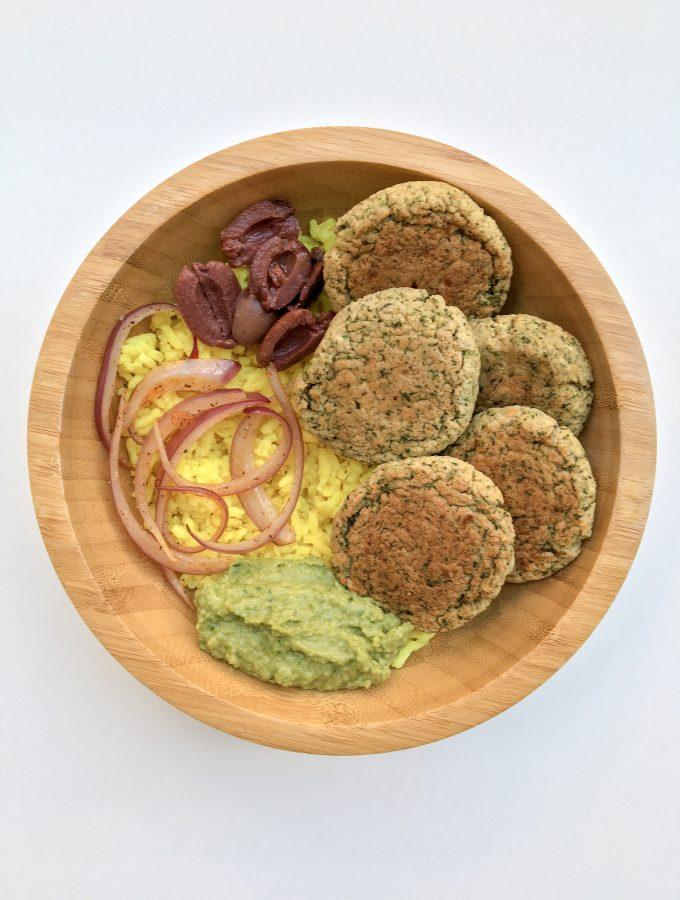 Easy Baked Falafel Recipe