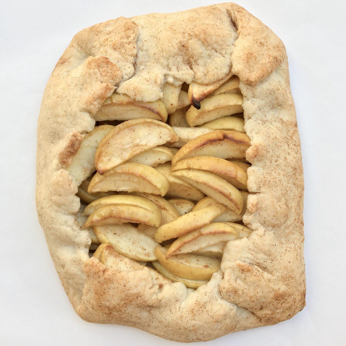 Rustic Vegan Apple Galette.JPG
