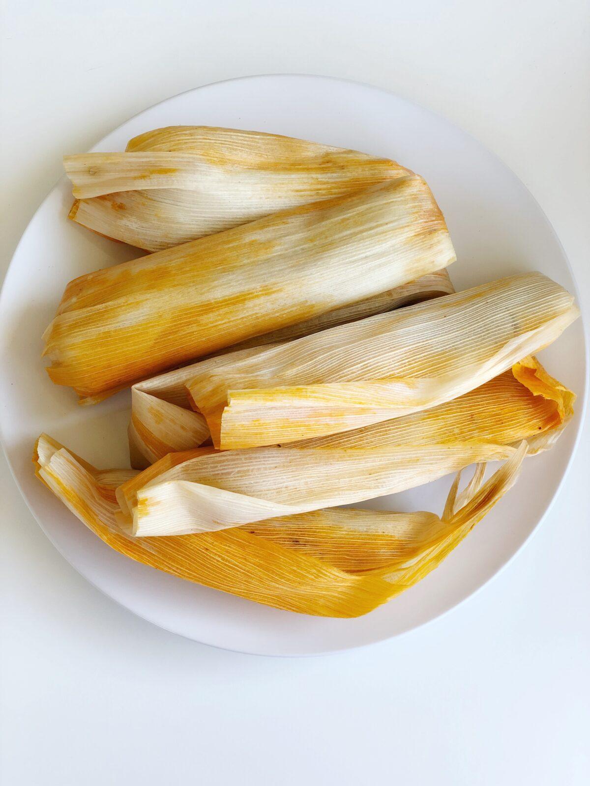 Instant Pot Tamales   The Urben Life