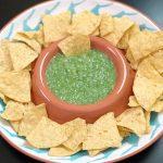 Easy Homemade Tomatillo Salsa Recipe