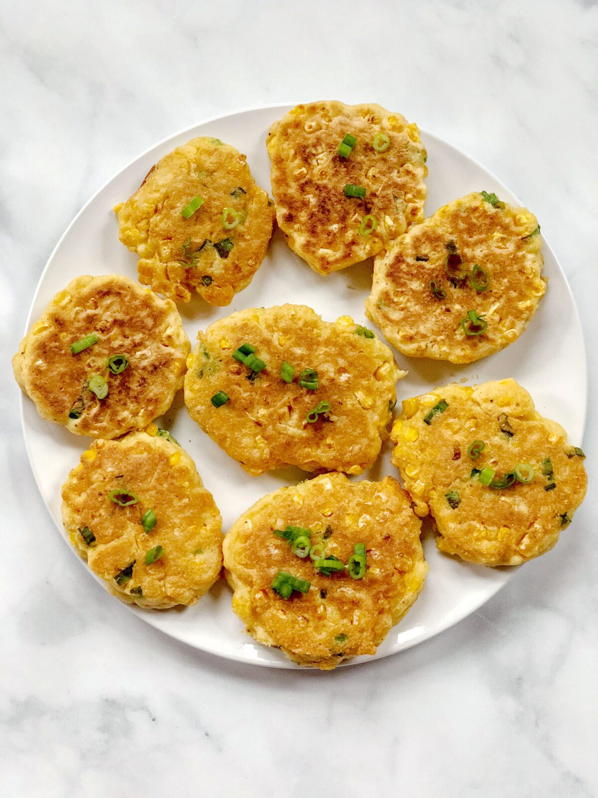 Dairy Free Egg Free Corn Fritters The Urben Life Blog