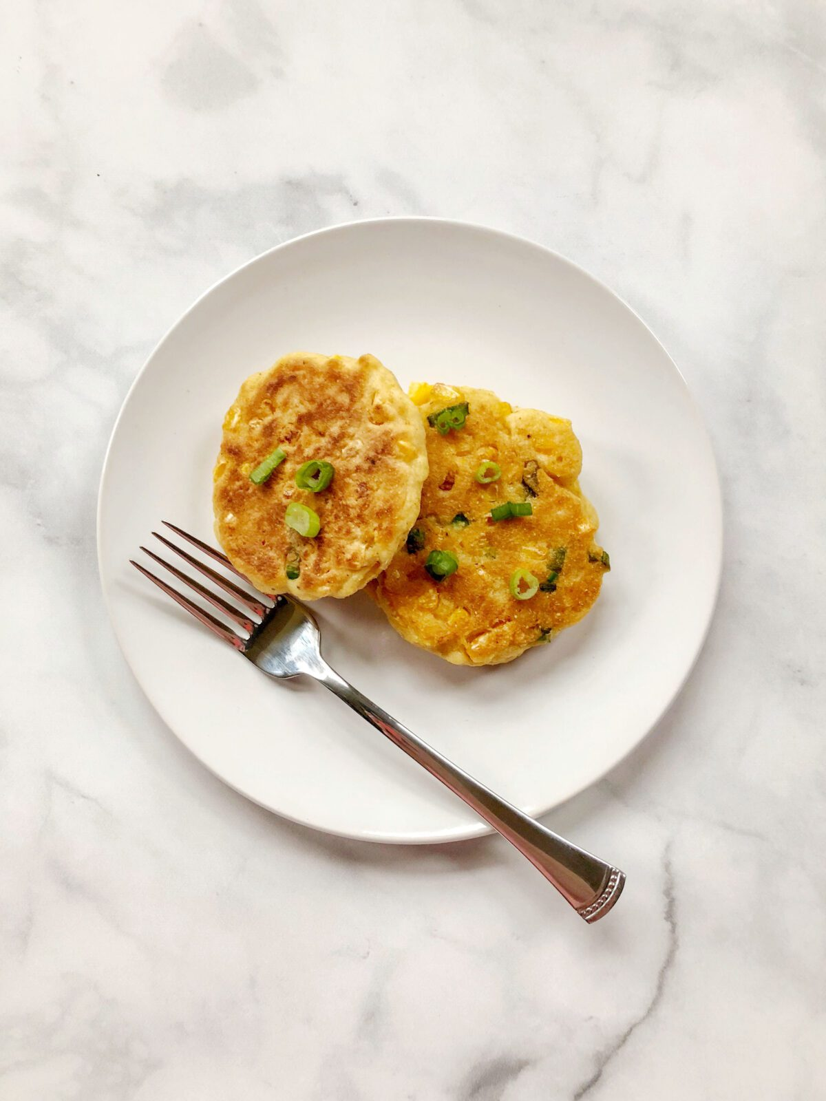 Dairy Free Egg Free Easy Corn Fritters The Urben Life