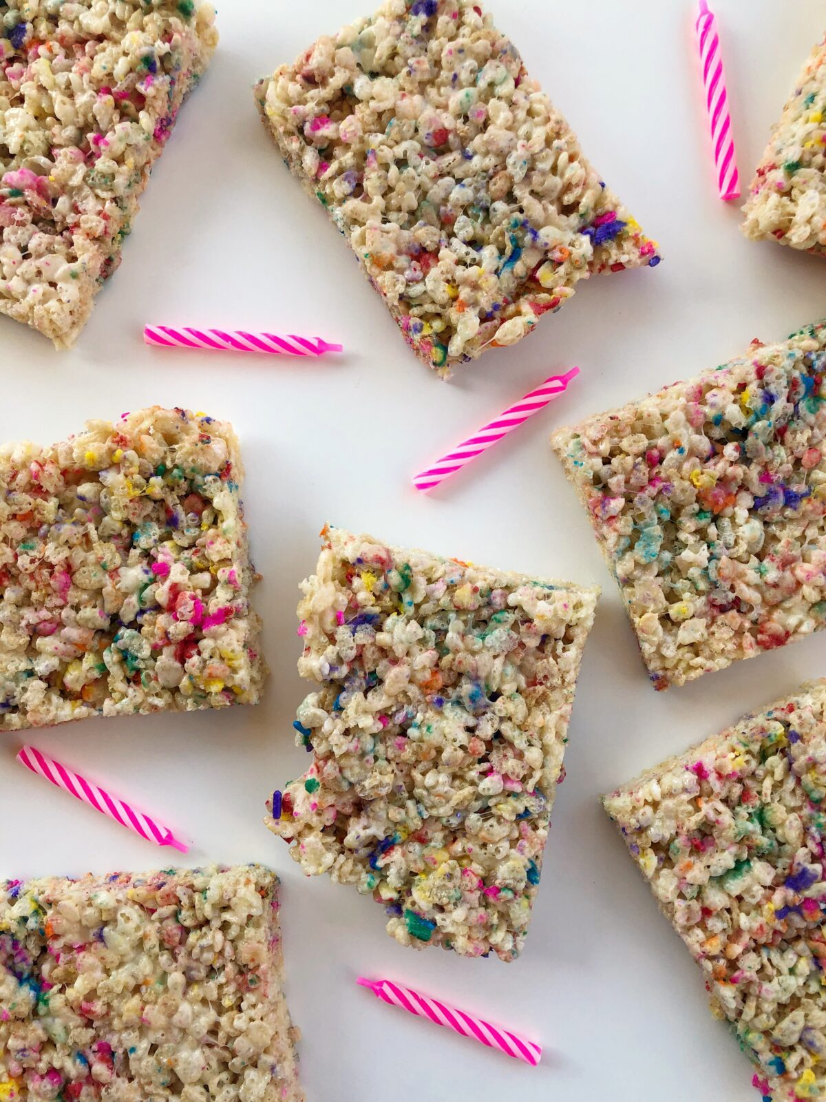Funfetti Rice Krispies Recipe