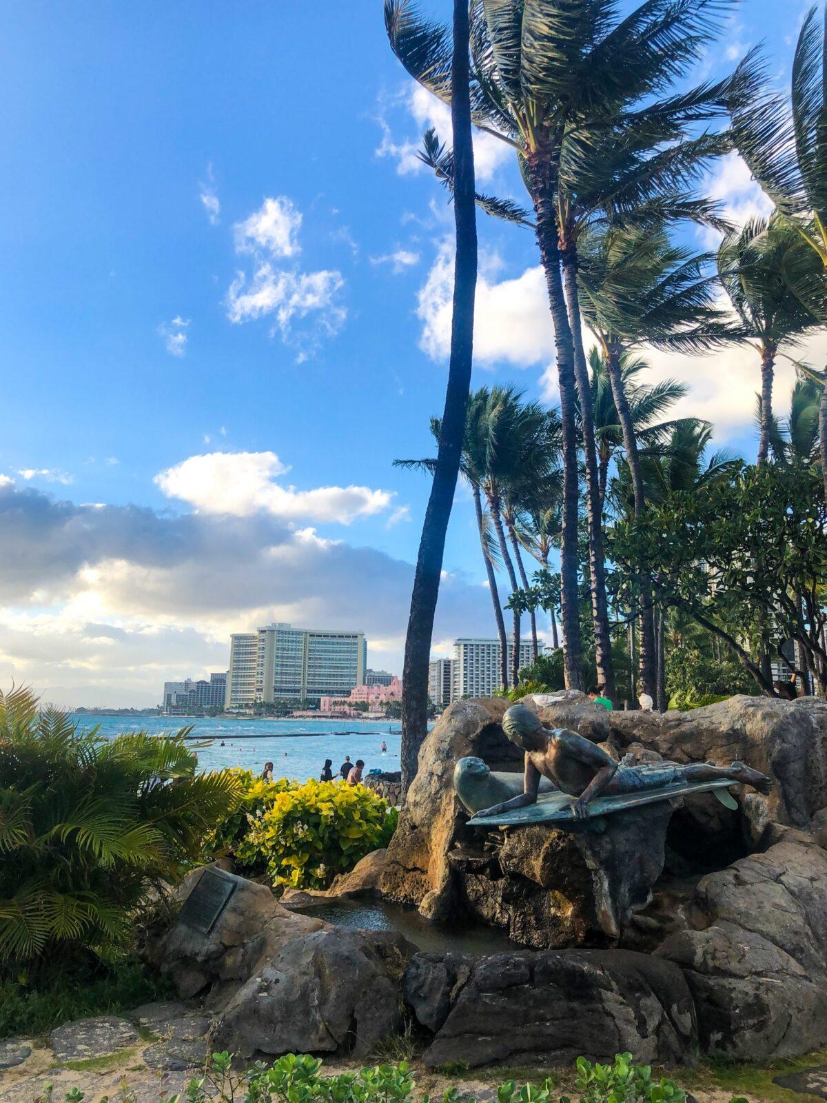 One Week in Waikiki Hawaii Travel Guide